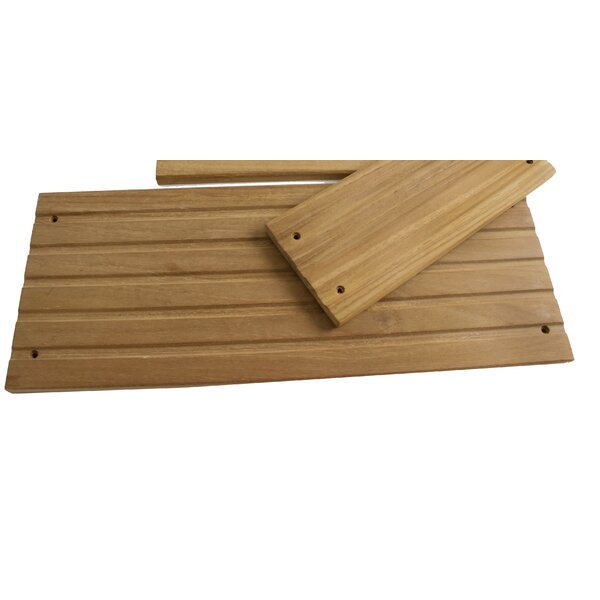 Teak 15 x 6 Deck Step by SeaTeak