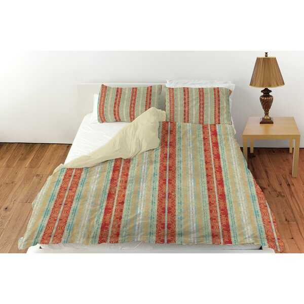 Kerrie Geometric Duvet Cover Collection