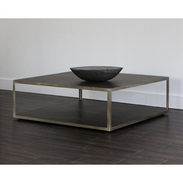 Zenn Coffee Table by Sunpan Modern