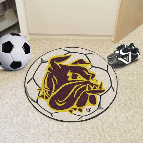 NCAA University of Minnesota-Duluth Soccer Ball by FANMATS