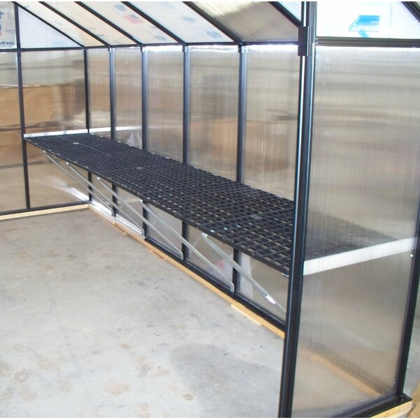 Greenhouse Work Bench System by Riverstone Industries