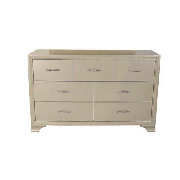 Pfaff 7 Drawer Dresser By Everly Quinn