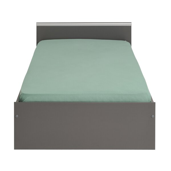 Torrence European Twin Platform Bed by Latitude Run