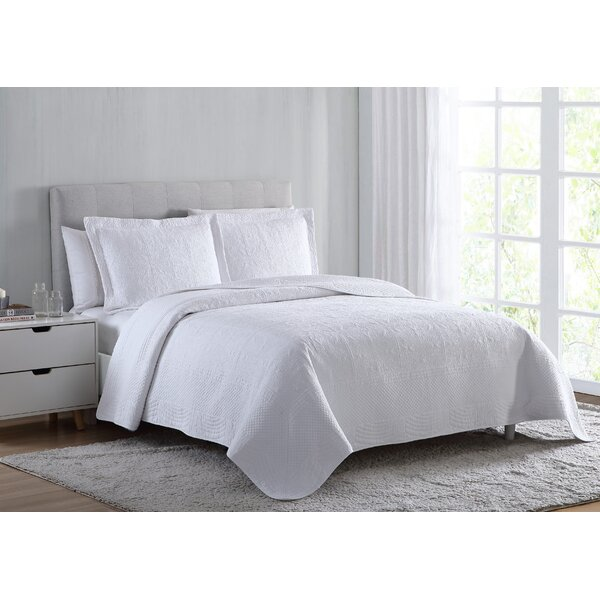 Highlawn Plain Cotton Quilt Set