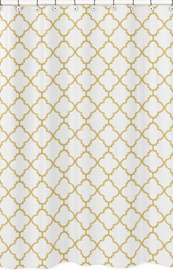 Trellis Shower Curtain by Sweet Jojo Designs