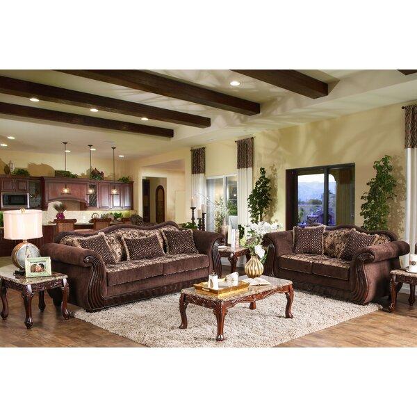 Donham Configurable Living Room Set by Astoria Grand