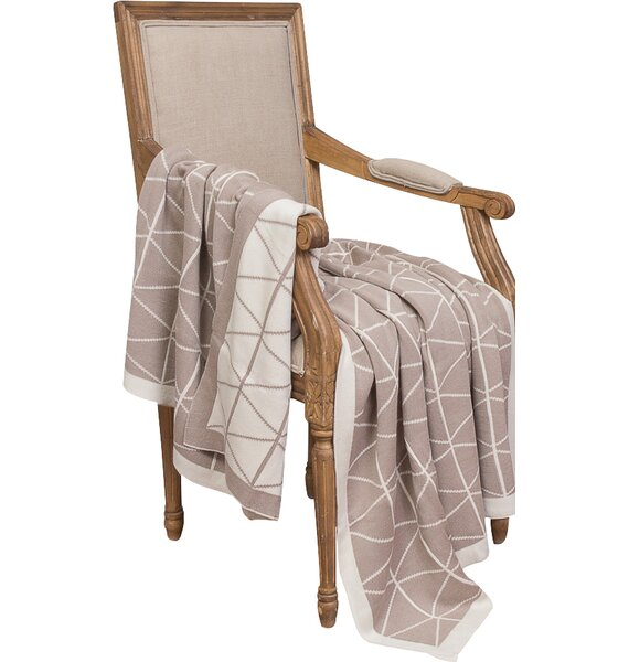 Carmen Cotton Throw by Amity Home