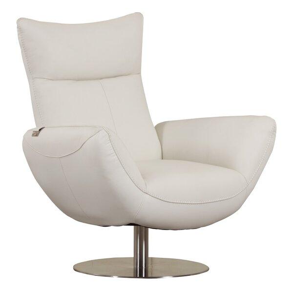 Amador Swivel Lounge Chair by Orren Ellis
