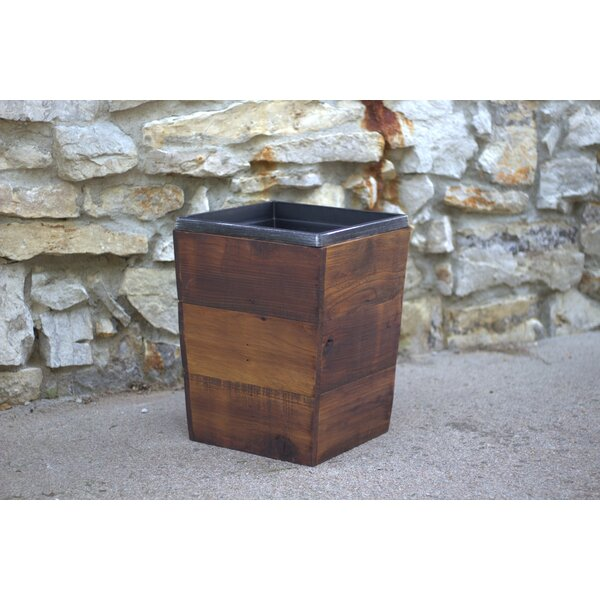 Campton Rustic Cedar Planter Box by Foundry Select