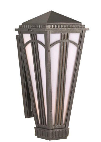 Petrey 2-Light Outdoor Sconce by Alcott Hill