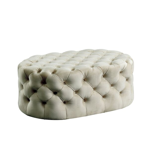 Horstman Tufted Cocktail Ottoman by Mercer41