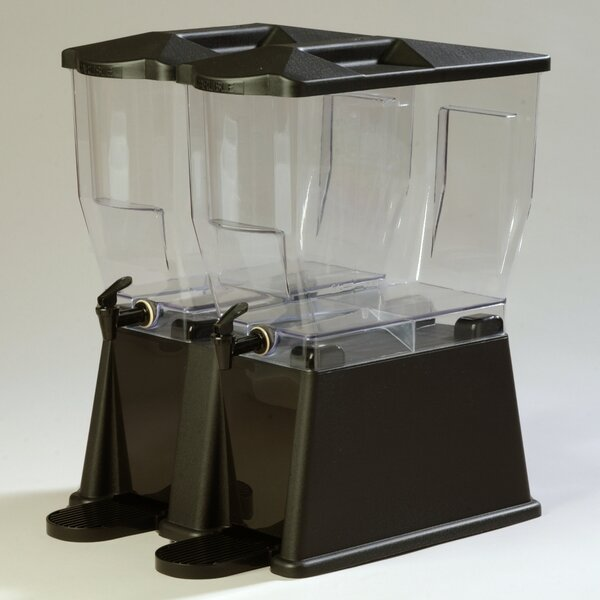 Premium Double Base Beverage Dispenser by Carlisle Food Service Products