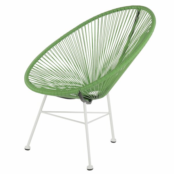 Maya Acapulco Woven Basket Patio Chair By Joseph Allen