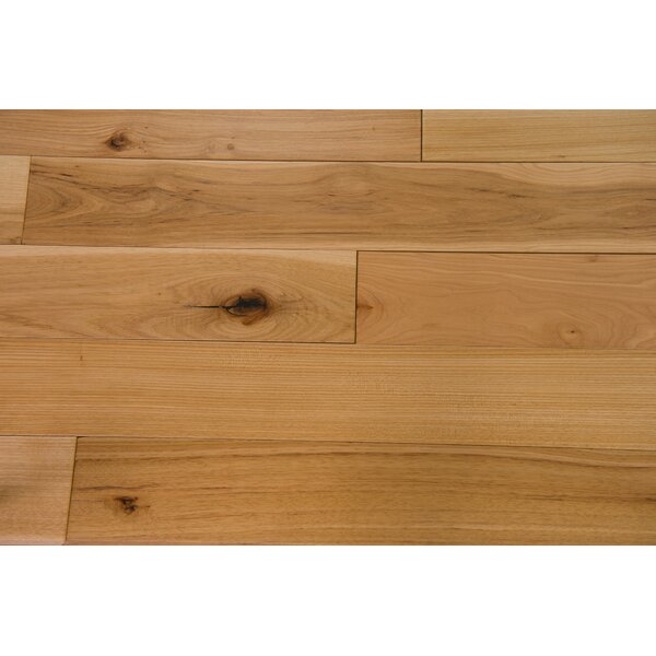 Thames 5 Solid Hickory Hardwood Flooring in Natural by Branton Flooring Collection