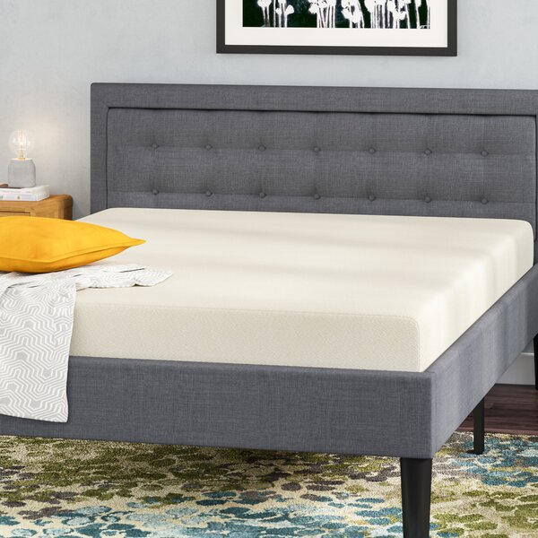 Wayfair Sleep 8 Firm Memory Foam Mattress by Wayfair Sleep™