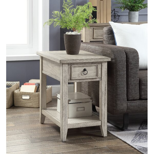 Fulcher End Table By Highland Dunes