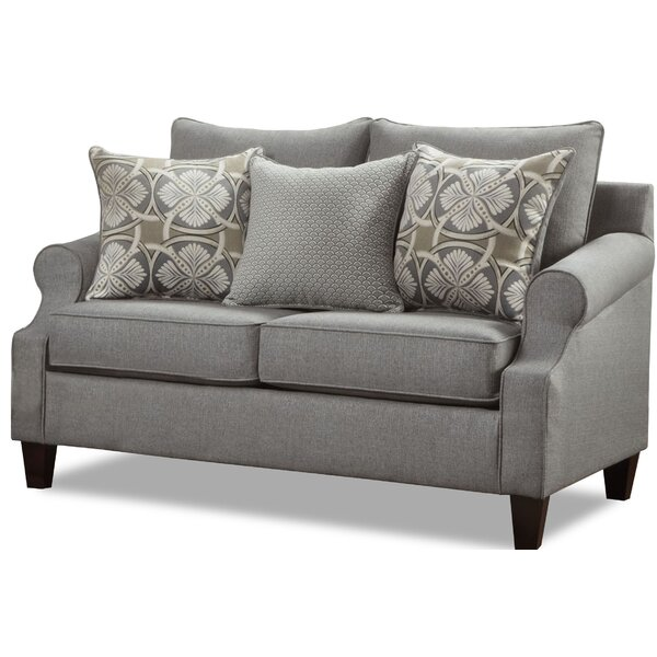 Arispe Loveseat by Darby Home Co