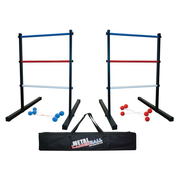 Metal Ladderball Game by Maranda Enterprises