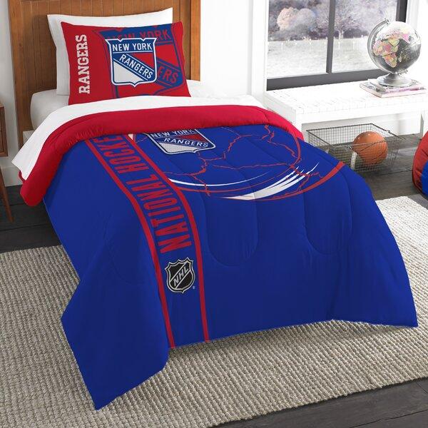 NHL Comforter Set by Northwest Co.