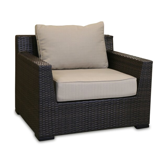 Oak Brook Patio Chair with Cushions by Brayden Studio