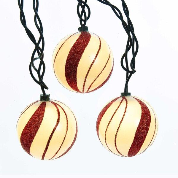Fancy Balls String Lights by Kurt Adler