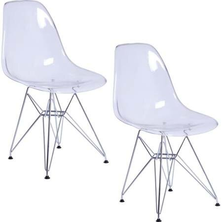 Faris Dining Chair (Set of 2) by Wrought Studio