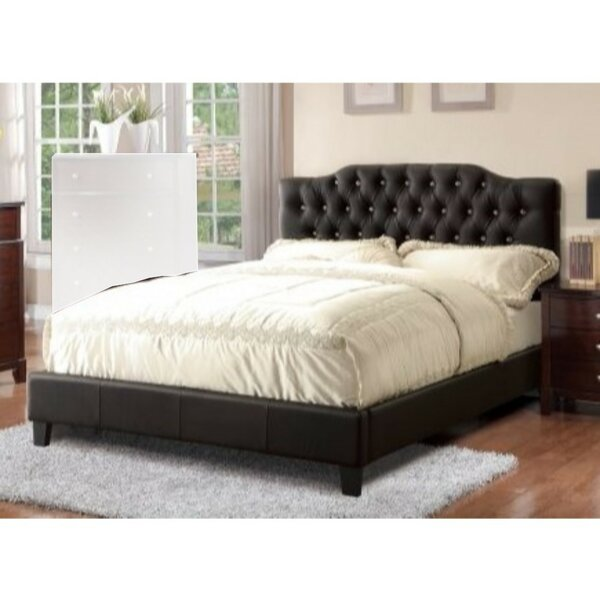 Amazing Enloe Upholstered Platform Bed By Darby Home Co Savings