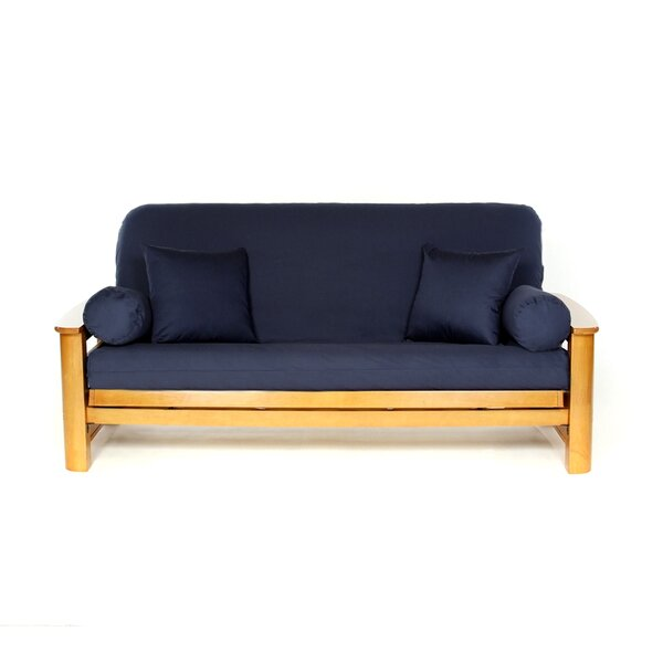 Box Cushion Futon Slipcover by Red Barrel Studio