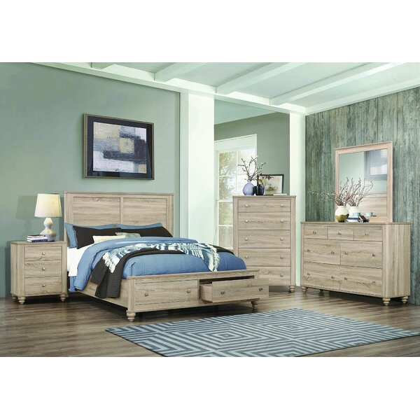 Chanal Platform Configurable Bedroom Set by August Grove