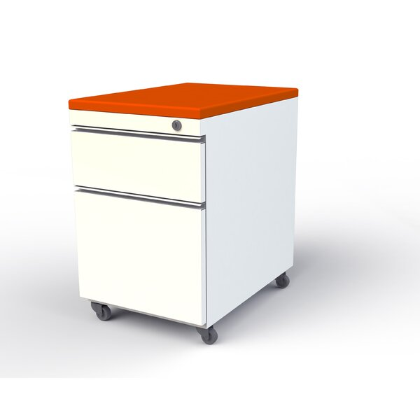 EYHOV Workstations Accessories 2-Drawer Mobile  File by Scale 1:1