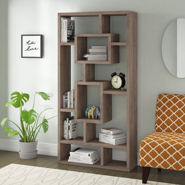 Humble Cube Unit Bookcase by Mercury Row
