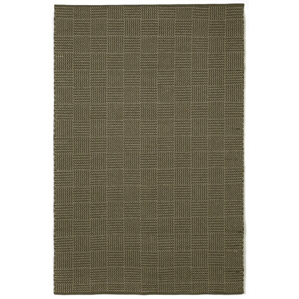 Chesapeake Charcoal Tweed Area Rug by Liora Manne