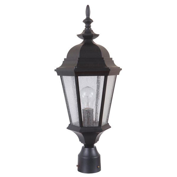 Lorie 1-Light Lantern Head by Darby Home Co