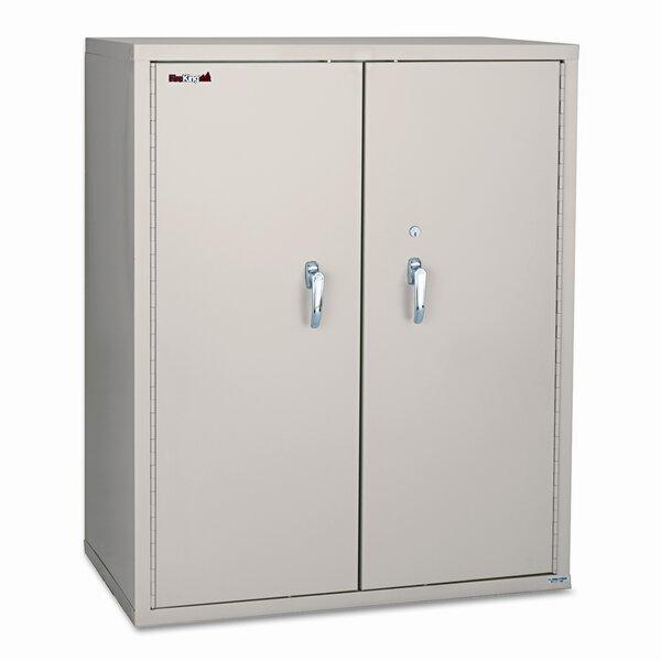 2 Door Storage Cabinet by FireKing