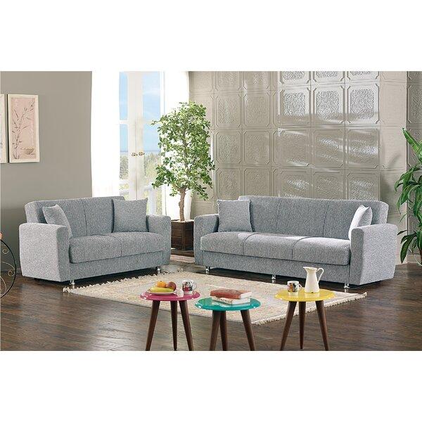 Niagara Convertible Sofa by Beyan Signature