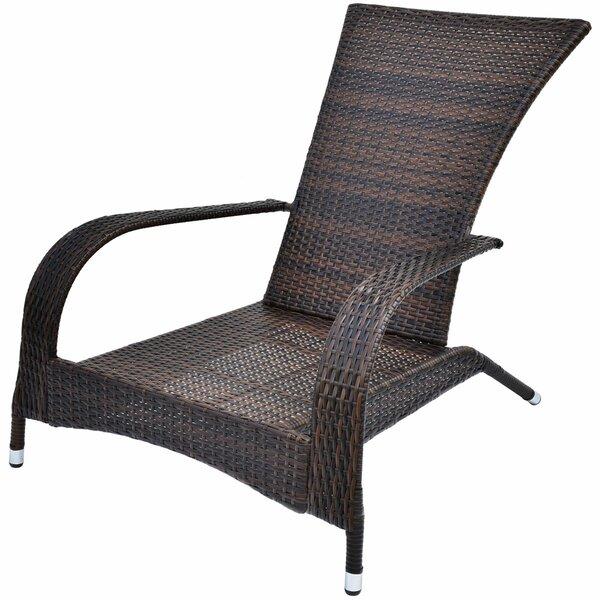 Cassette Lightweight Adirondack Chair by Gracie Oaks