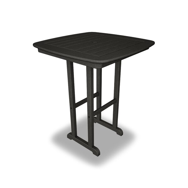 Nautical Plastic Bar Table by POLYWOOD POLYWOOD®