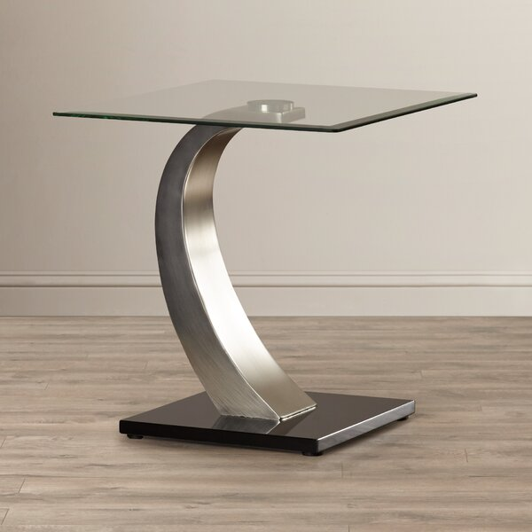 Seth End Table by Wade Logan