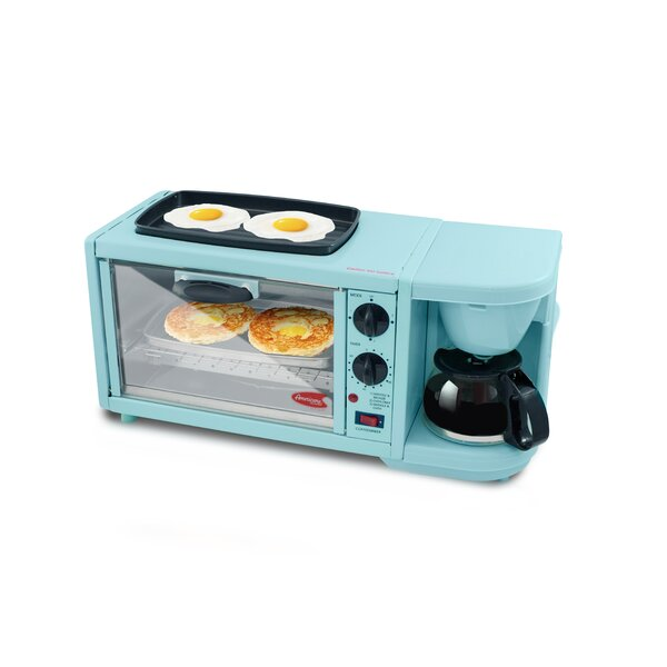 3 in 1 Deluxe Breakfast Station by Elite by Maxi-Matic