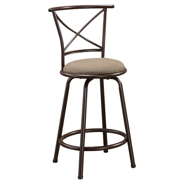 24 Bar Stool (Set of 2) by Wildon Home ®