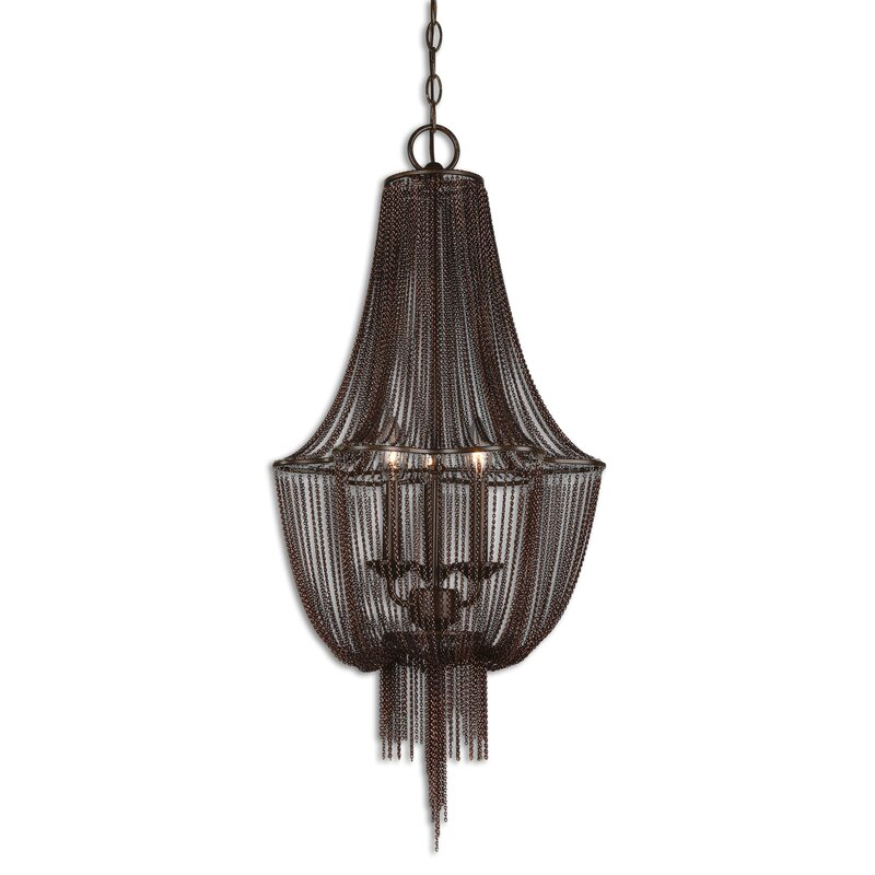 Thompsontown 3 light empire chandelier reviews joss main thompsontown 3 light empire chandelier aloadofball Gallery