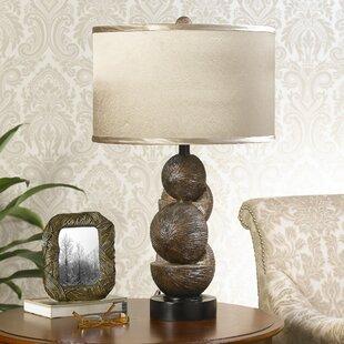 Buy clear Adne 28.5 Table Lamp By Bloomsbury Market