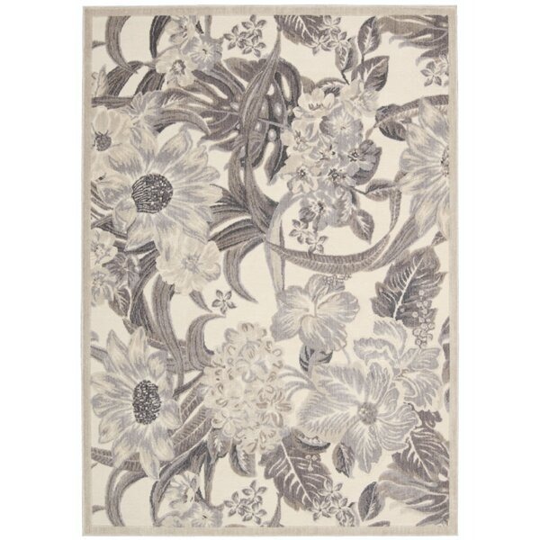 Galva Ivory Area Rug by August Grove