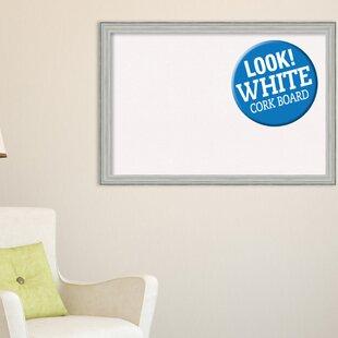20 X 30 Cork Board White Wayfair