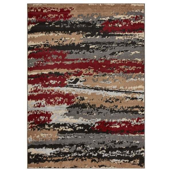 Hammitt Anthracite Multi-Colored Area Rug by Orren Ellis