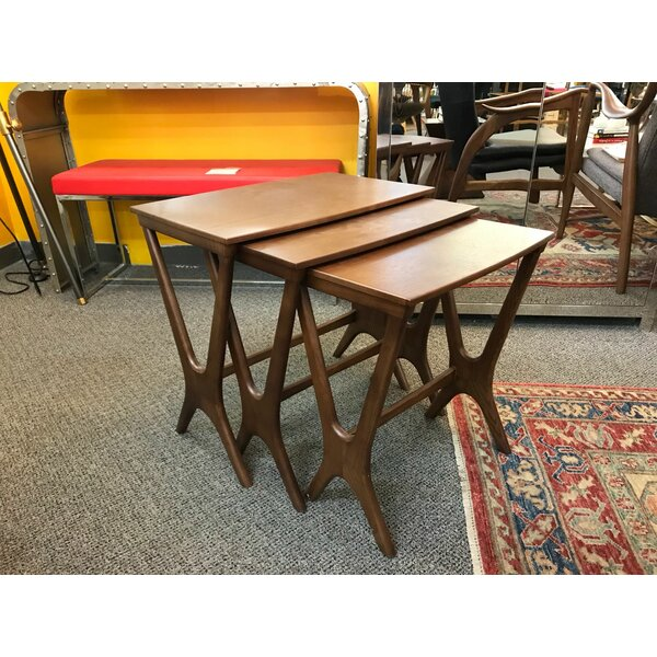 Julius 3 Piece Nesting Tables by Latitude Run