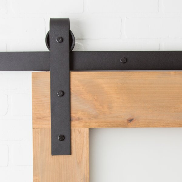 Classic Barn Door Hardware by Artisan Hardware