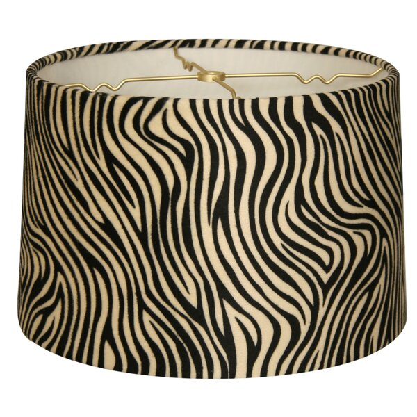 Timeless 12 Linen Drum Lamp Shade by Royal Designs
