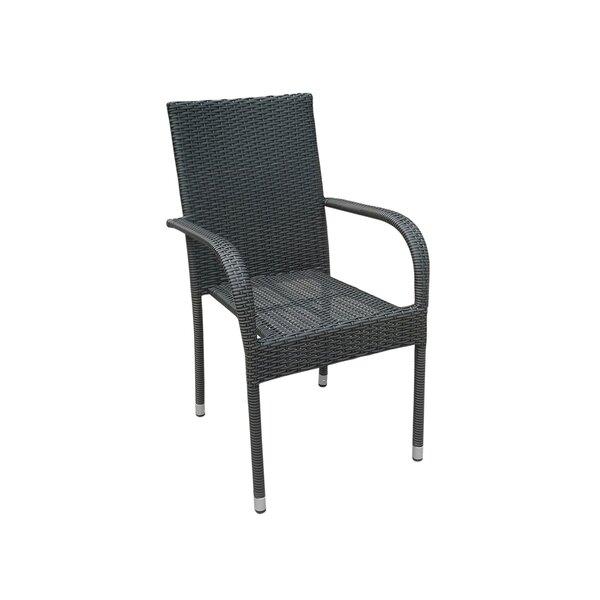 Muhsin Patio Chair by Bloomsbury Market