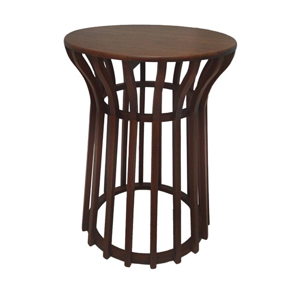 Fluellen End Table by Ivy Bronx
